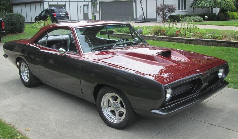 1967 Plymouth Barracuda CUSTOM