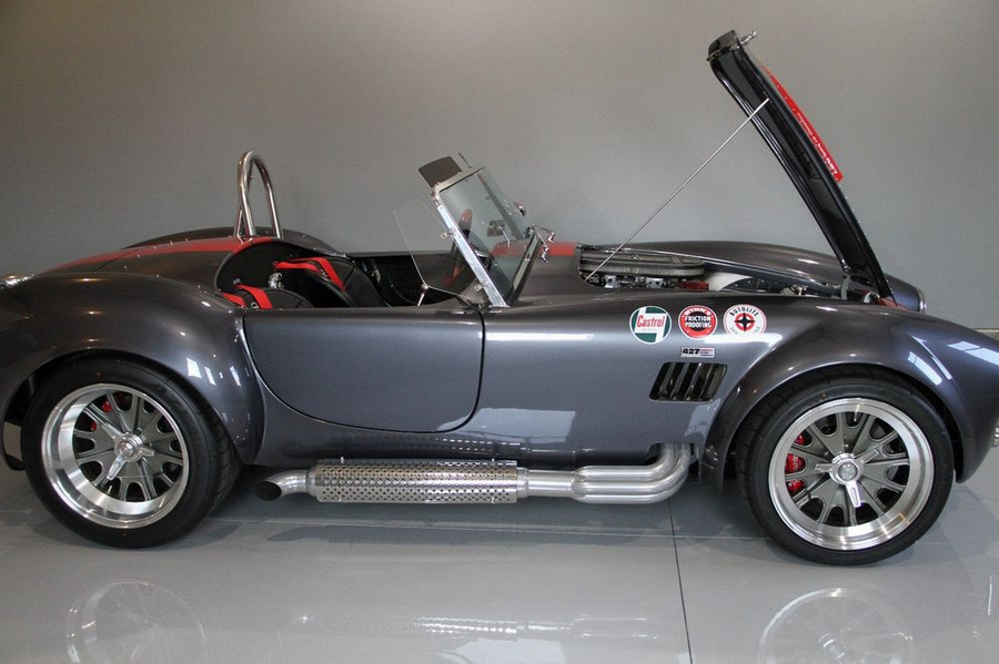 1965 Shelby Backdraft Racing Cobra (RT3)