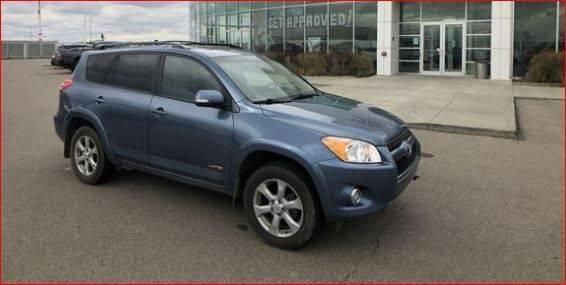 2011 Toyota RAV 4 Limited 4WD  34K Miles $10,995