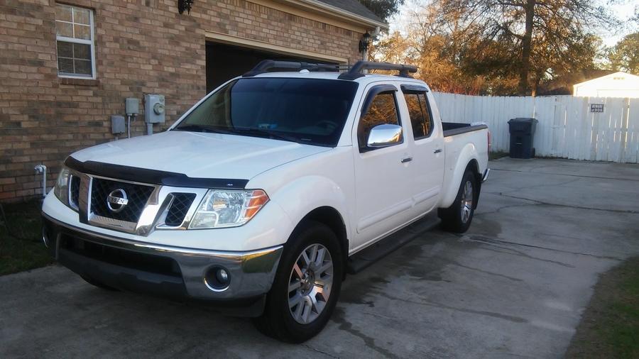 2010 Nissan Frontier Crew Cab LE