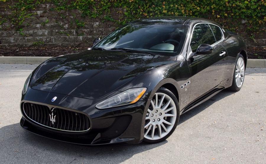 2009 Maserati Gran Turismo S