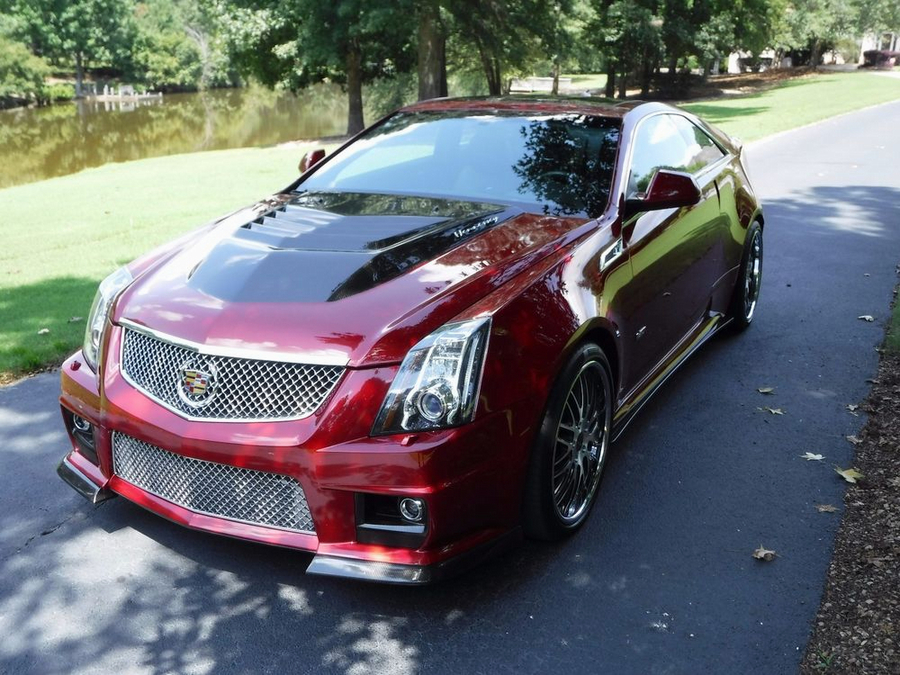 2011 Cadillac CTS Hennessey CTS-V