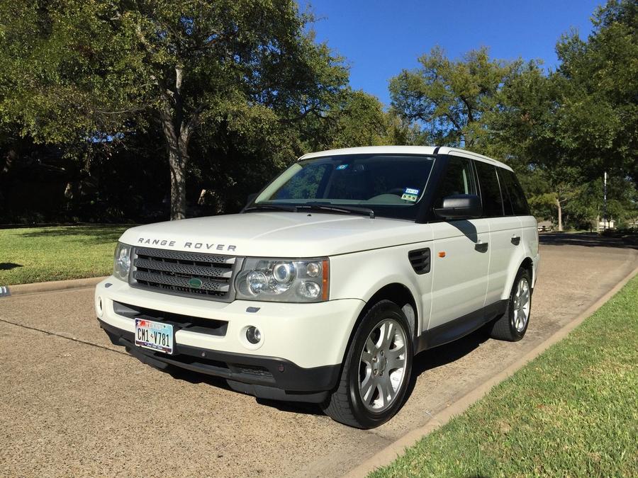 2006 Land-rover Range Rover