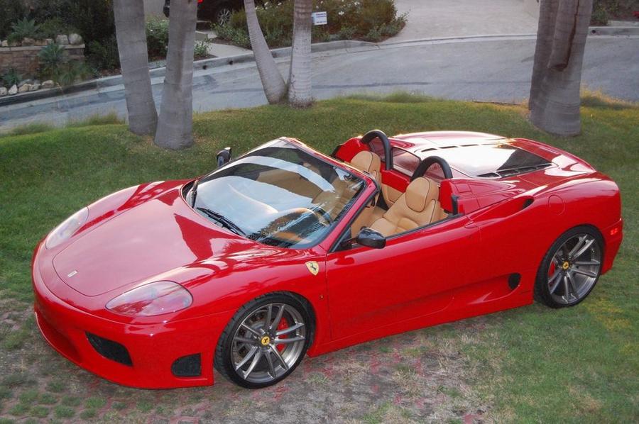2001 Ferrari 360 Carbon Fiber
