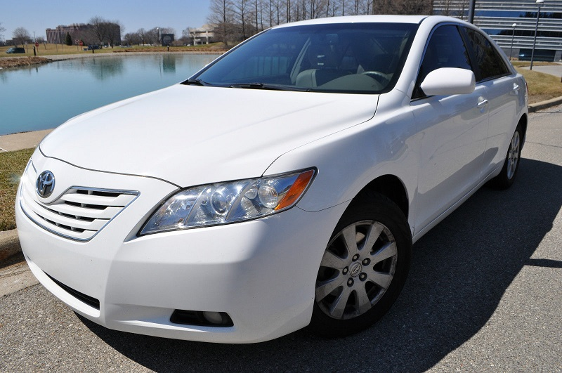 2008 Toyota Camry 3.5 XLE