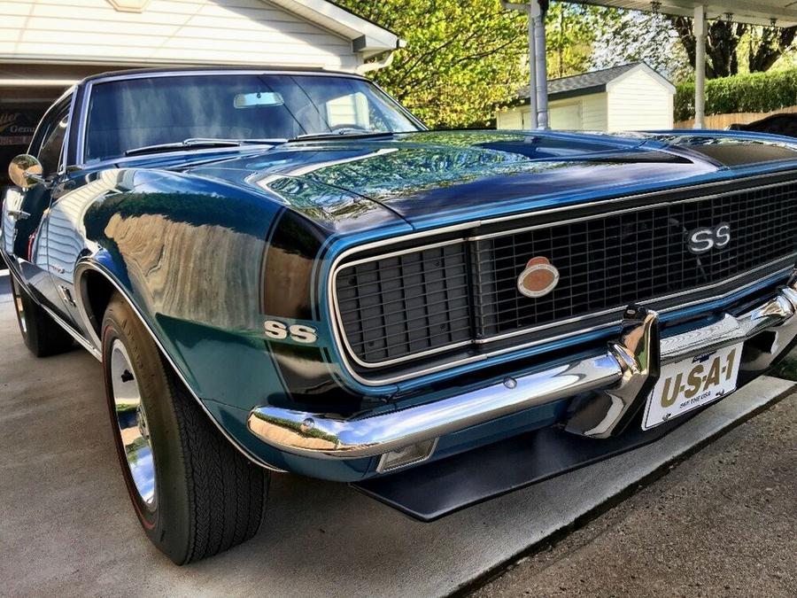 1967 Chevrolet Camaro RSSS