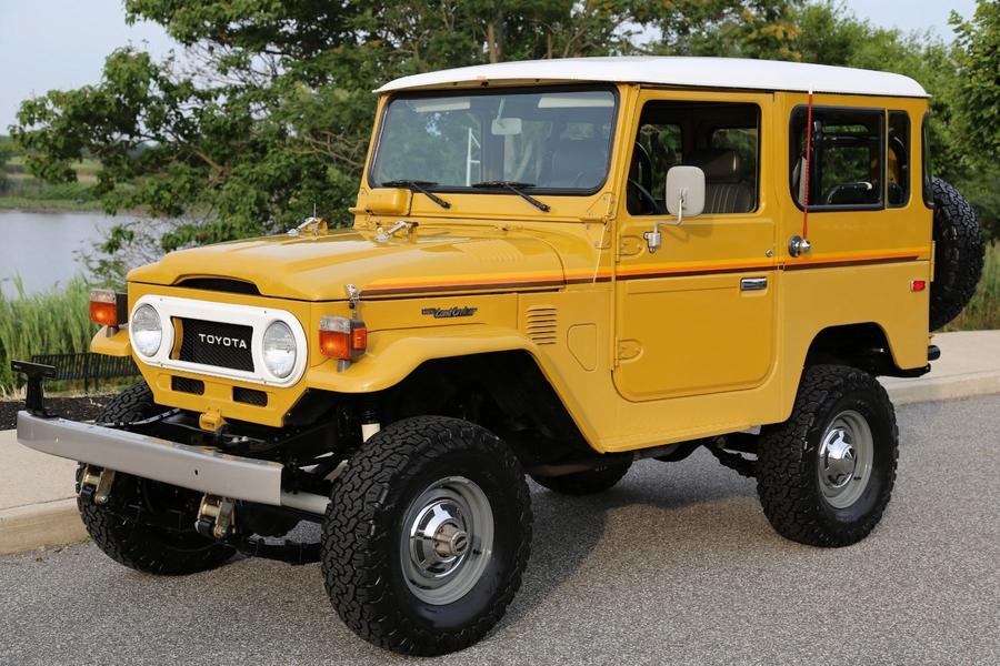 1978 Toyota Land Cruiser 40 Long