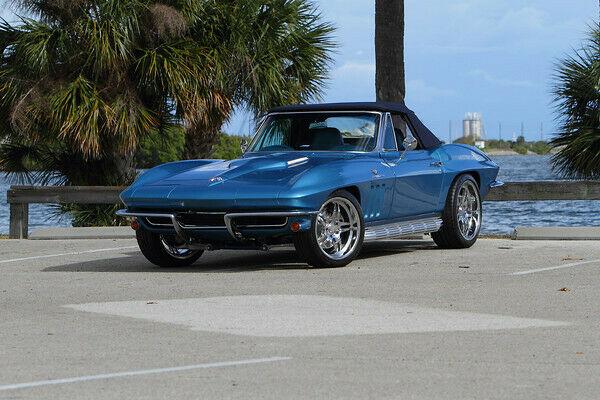 1965 Chevrolet Corvette CHROME