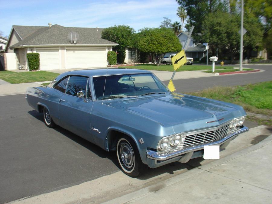 Nice 1965 Impala SS
