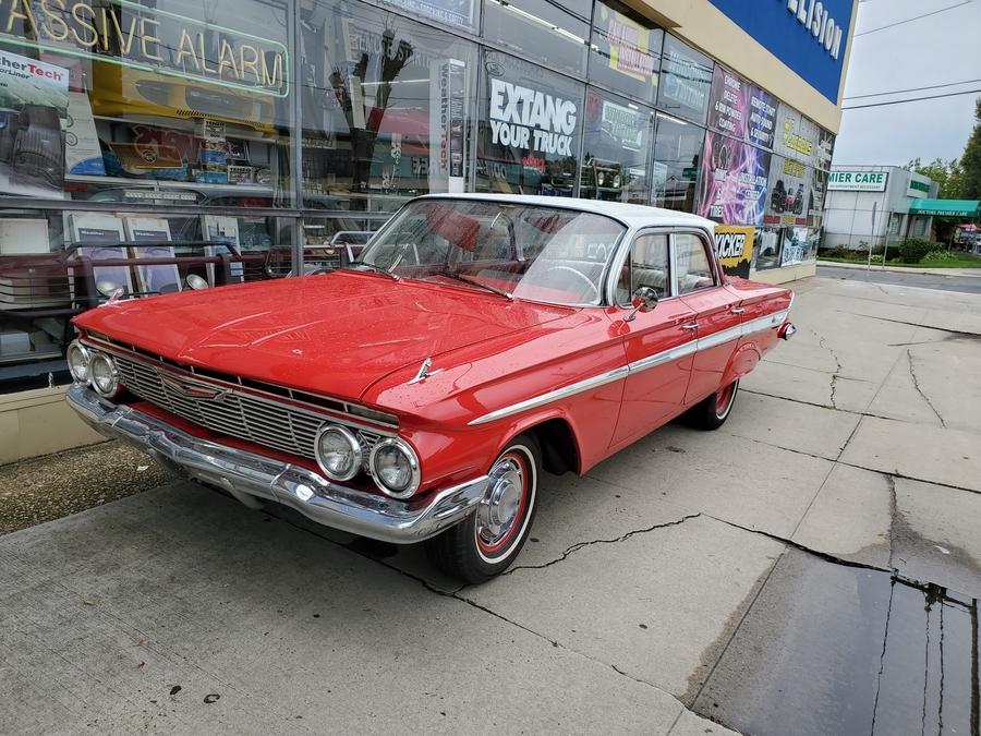 Beautiful Impala 4 doors