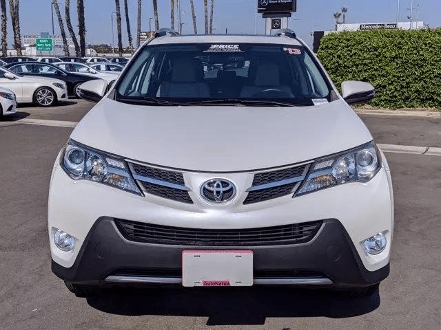 Used Toyota Rav4 Limited