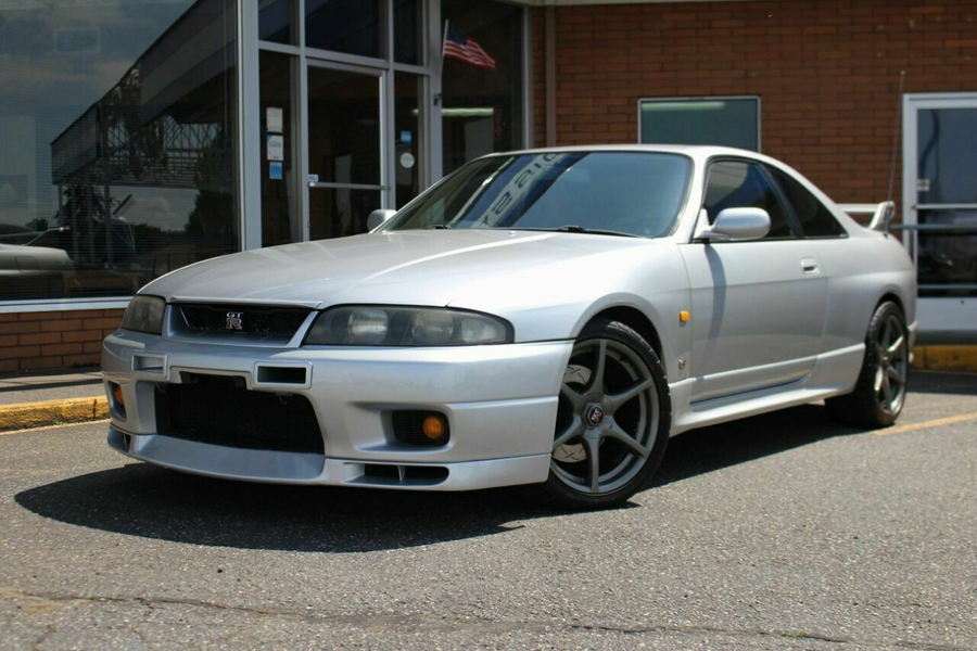 Photo 1995 Nissan Skyline R-33
