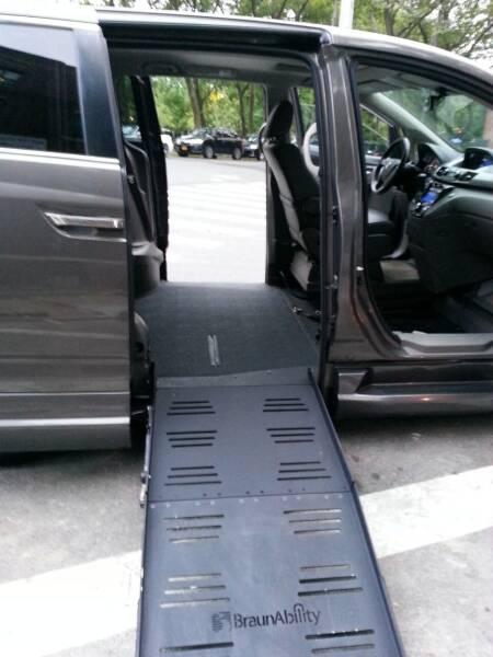 2016 Honda Odyssey EXL Wheelchair Accessible Mobility