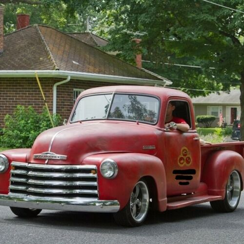 1953 Chevrolet 3100 Shortbed Pickup 350 Auto