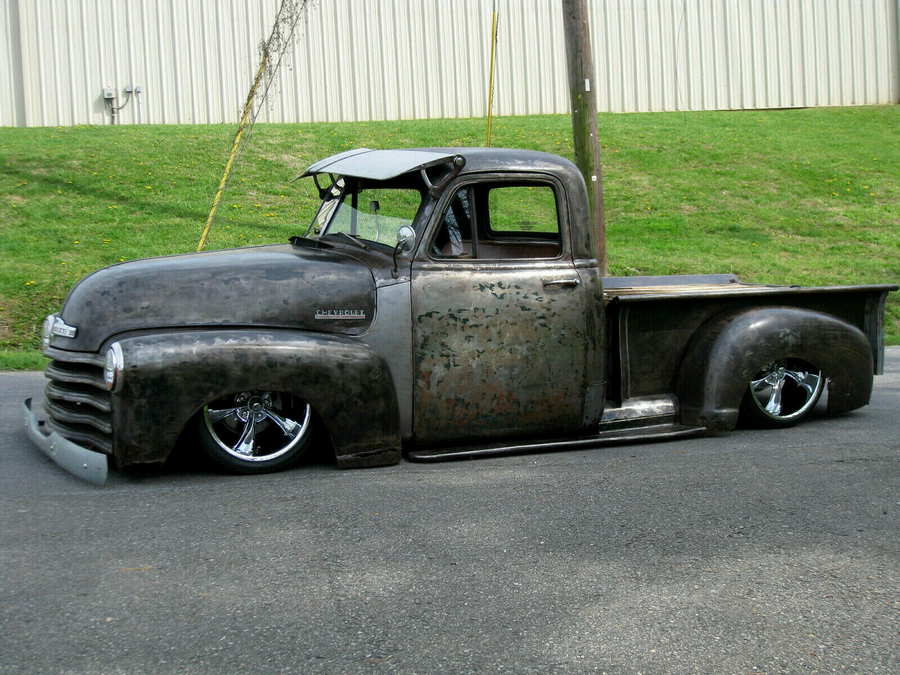 1950 Chevrolet / 3100 Pickup