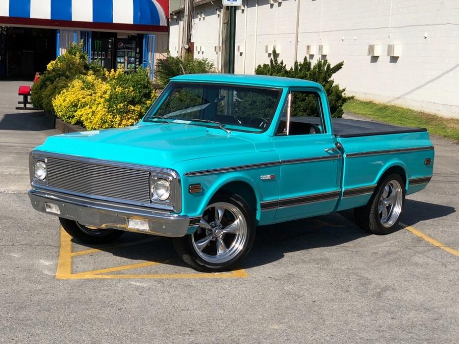 1971 Chevrolet Other Pickups Cheyenne