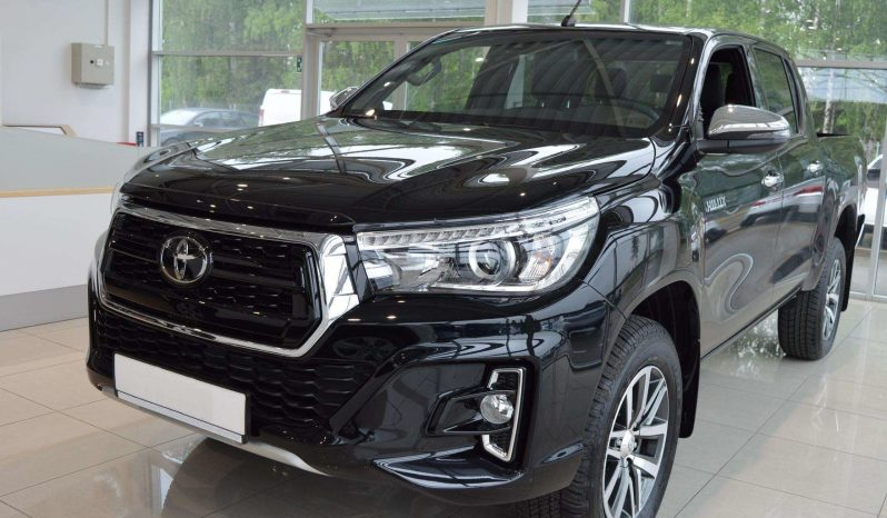 2019 Toyota Hilux 2.4L Double Cabin