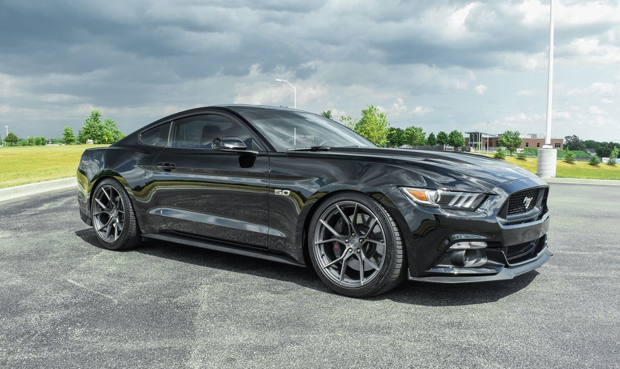 2015 Ford Mustang GT Premium 2dr Coupe (5.0L 8cyl 6M)