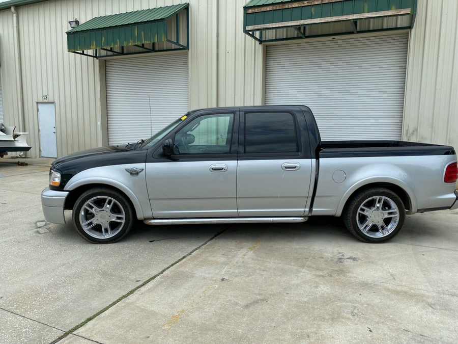 2003 Ford F-150 Automatic