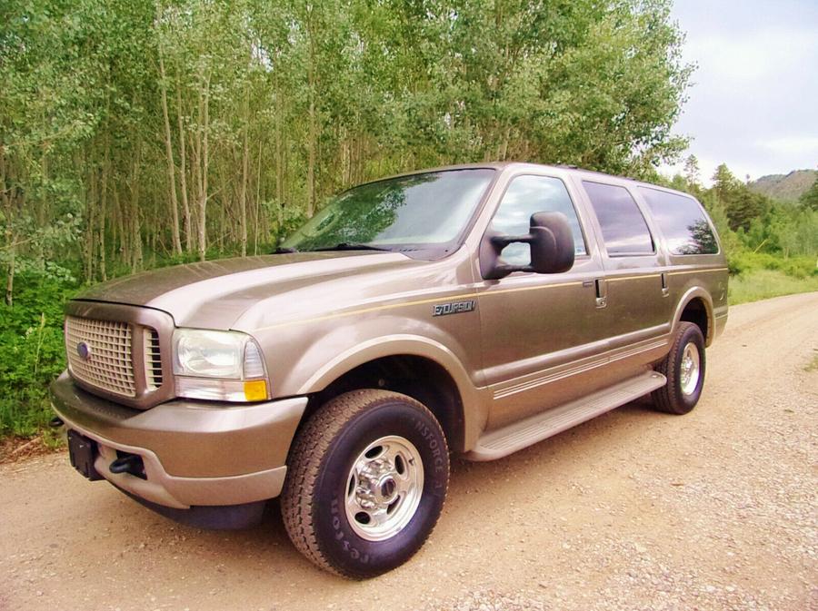 2004 Ford Excursion 4x4 Eddie Bauer 6.8