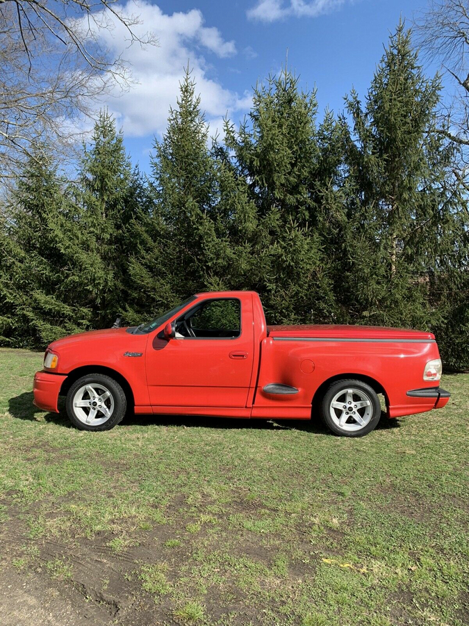 2000 Ford F-150 Automatic