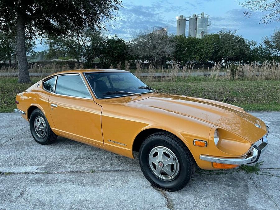 1971 Datsun Z-Series