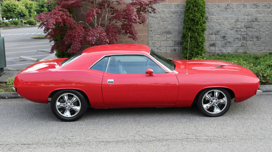 1974 Plymouth Barracuda (1 0f 4989)