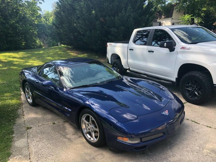 2004 Chevrolet Corvette Z51