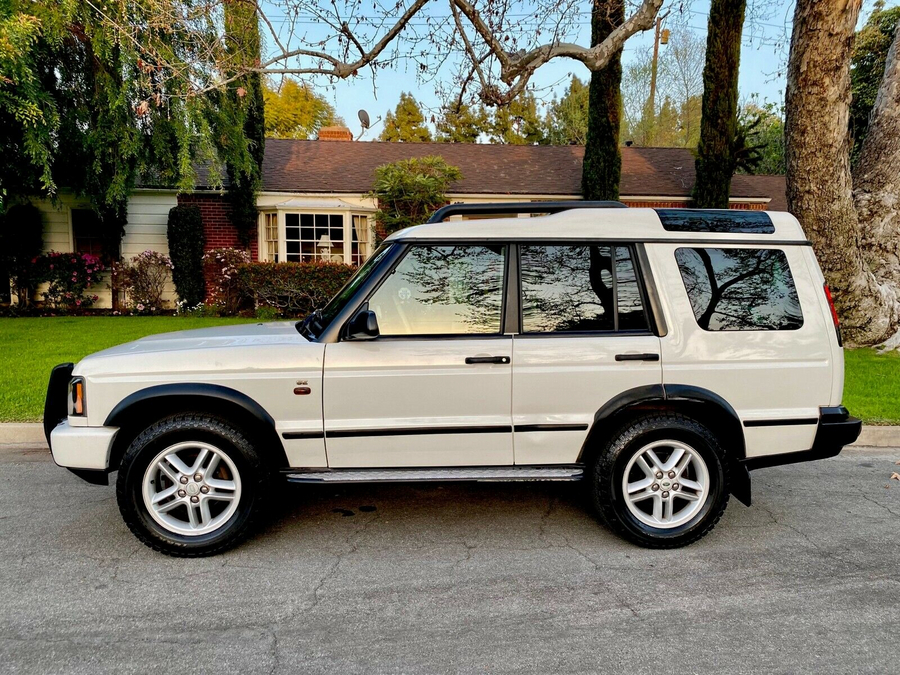 2004 Land-rover Discovery