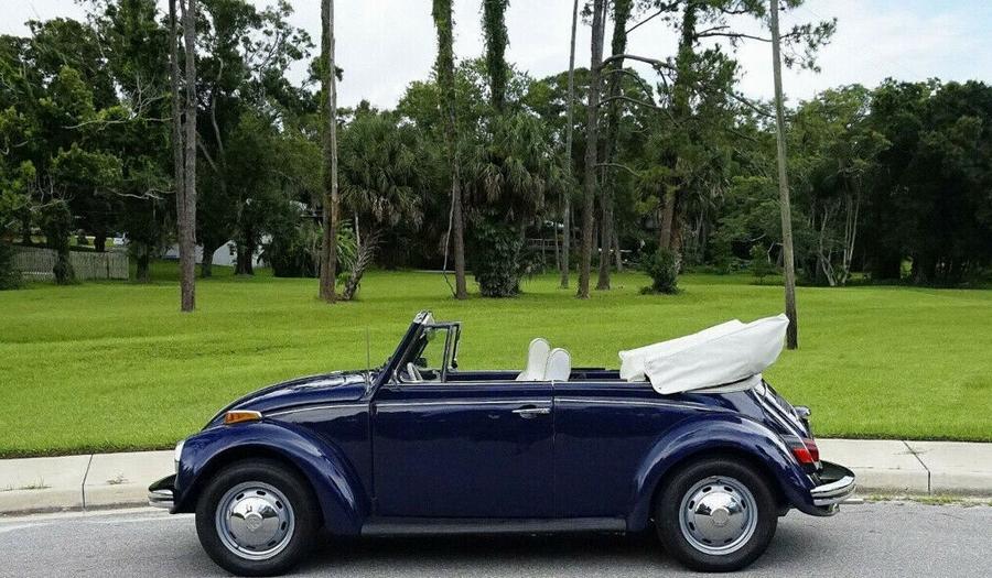 1970 Volkswagen Beetle - Classic 1500