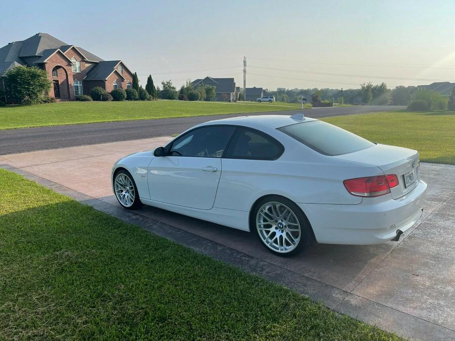 2008 BMW 335 i Coupe