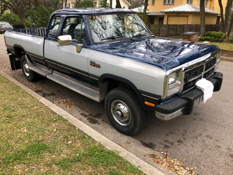 1993 Dodge RAM Pickup