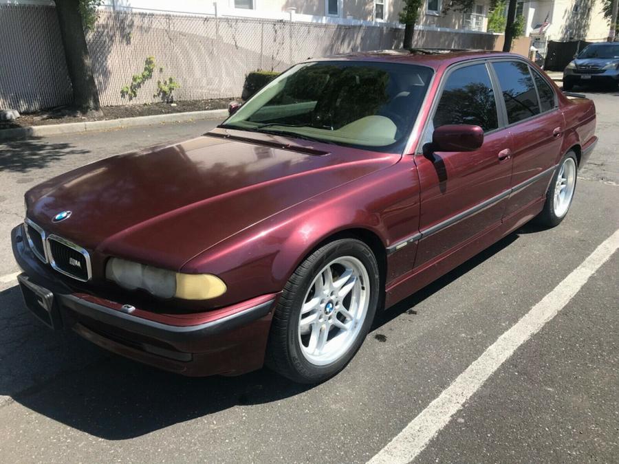 2001 BMW 740 I