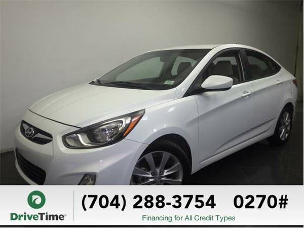 2012 *Hyundai Accent* GLS - BAD CREDIT OK