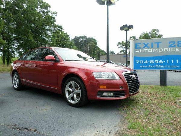 2009 *Audi* *A6* 3.2 Premium 4dr Sedan - Affordable Finance Options...