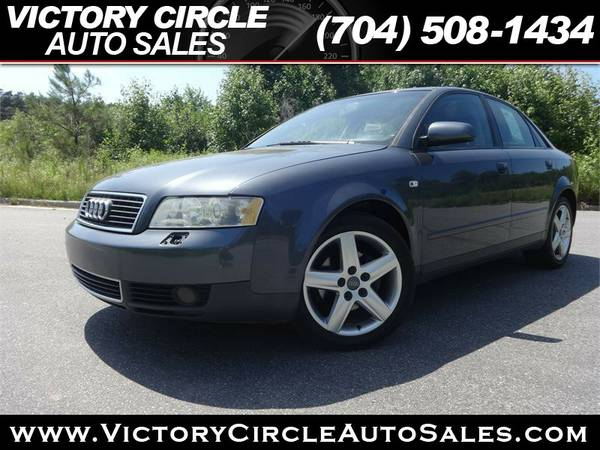 ~~2004 AUDI A4~~1.8 TURBOCHARGED~~EVERYONE IS APPROVED~~APPLY ONLINE~~