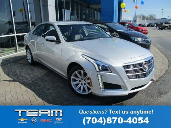2014 *Cadillac CTS* 2.0L Turbo - Good Credit or Bad Credit!