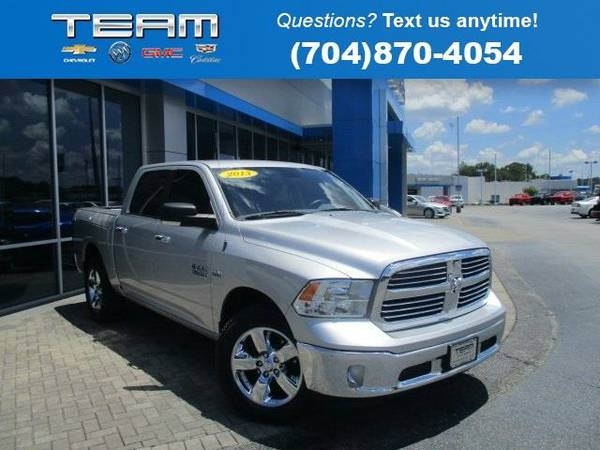 2013 *Dodge Ram 1500* Big Horn - Good Credit or Bad Credit!