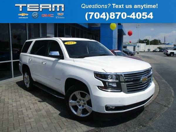 2015 *Chevrolet Tahoe* LTZ - Good Credit or Bad Credit!