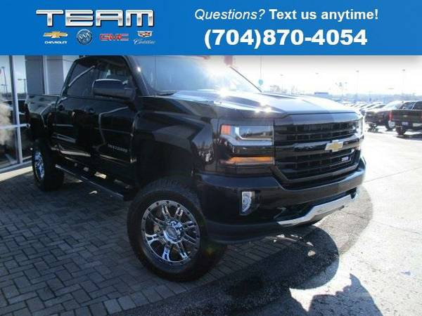 2016 *Chevrolet Silverado 1500* LT - Good Credit or Bad Credit!