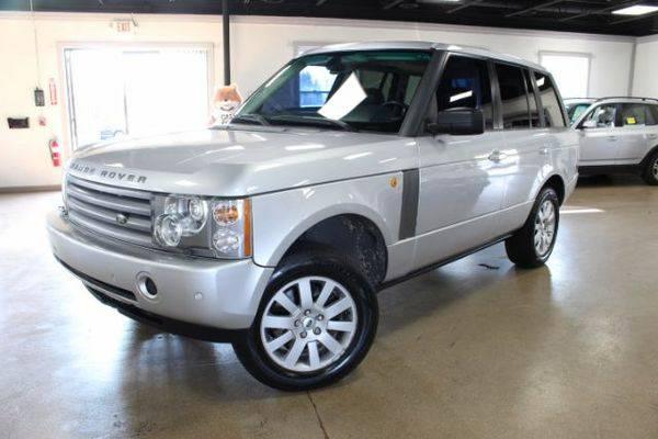 2005 *Land* *Rover* *Range* *Rover* HSE