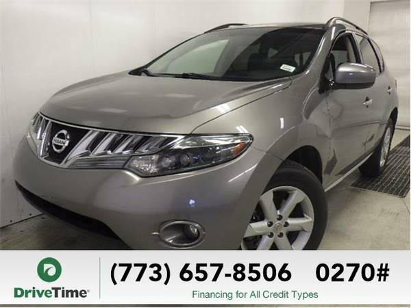 2009 *Nissan Murano* SL - WE CAN GET YOU FINANCED!
