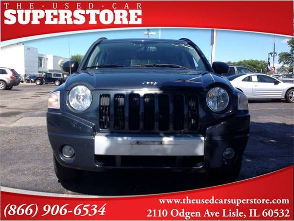 2007 *Jeep Compass* Limited - (Blue)