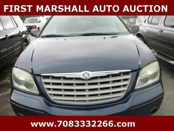2005 *Chrysler* *Pacifica* -🔥Auction Pricing 🔥