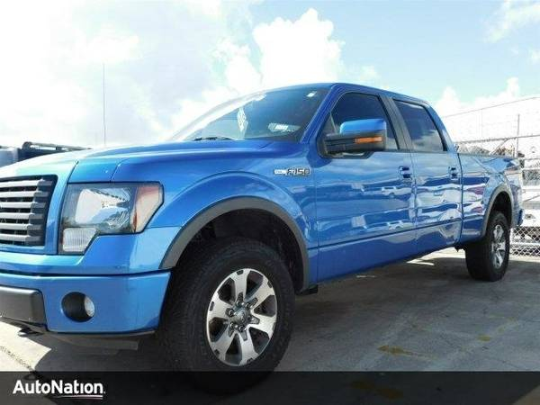 2012 Ford F-150 FX4 SKU:CFC93487 Ford F-150 FX4 SuperCrew Cab