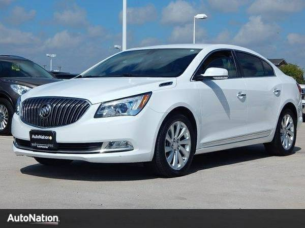 2014 Buick LaCrosse Leather Buick LaCrosse Leather Sedan