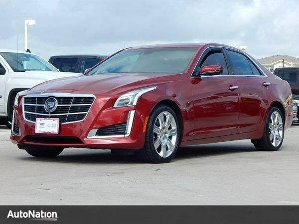 2014 Cadillac CTS Premium AWD Cadillac CTS Premium AWD Sedan