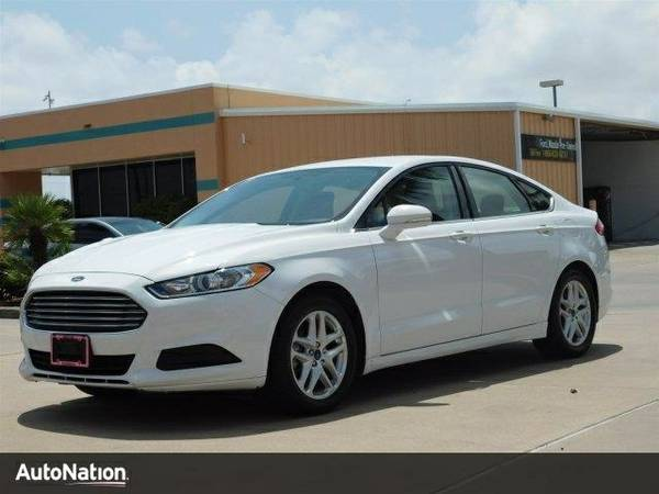 2014 Ford Fusion SE SKU:E5393827 Ford Fusion SE Sedan