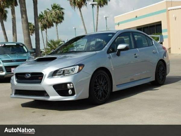 2015 Subaru WRX STI Subaru WRX STI Sedan
