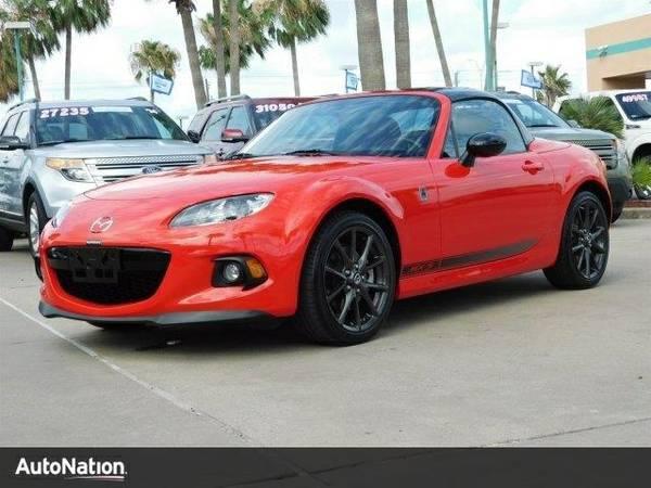 2015 Mazda MX-5 Miata Club SKU:F0240453 Mazda MX-5 Miata Club Converti